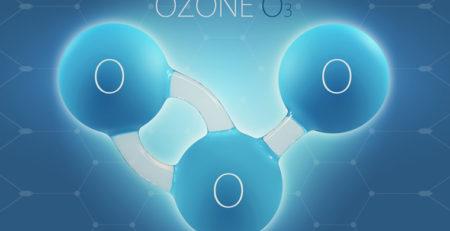 Ozone Sanitizer Machine