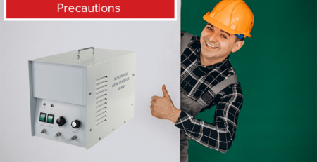 ozone generator safety precautions